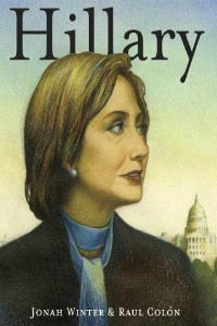Book cover of Hillary