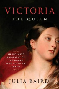 Book cover of Victoria: The Queen: An Intimate Biography of the Woman Who Ruled an Empire