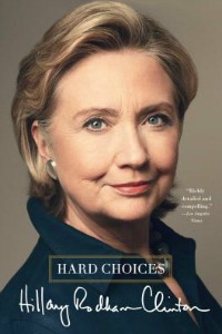 Book cover of Hard Choices