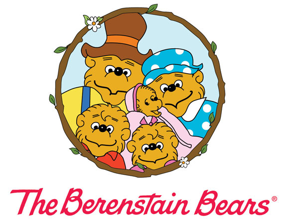 Berenstain Bear Logo