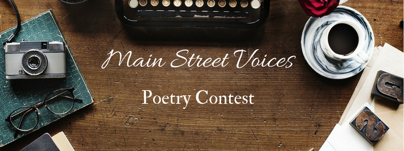 Main Street Voices POetry Contest