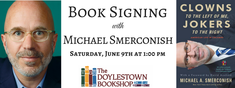 Book Signing Michael Smerconish