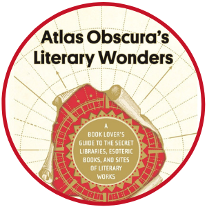Atlas Obscura Literary Locations