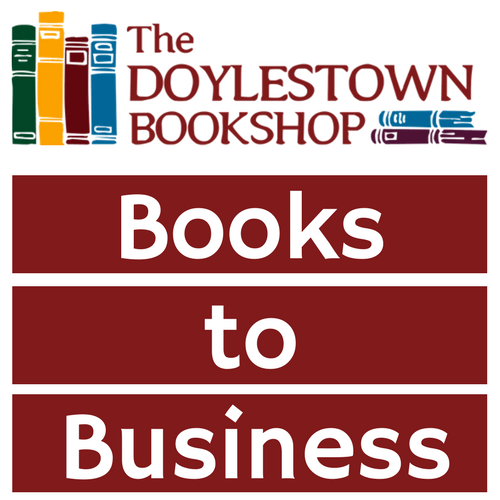 The Doylestown Bookshop: Books to Business logo