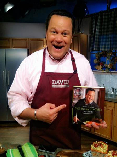 David Venable Joined QVC As A Program Host In 1993 And Has Helped Grow The  Multimedia Retaileru0027s Gourmet Food Business. His Hit Show, In The Kitchen  With ...