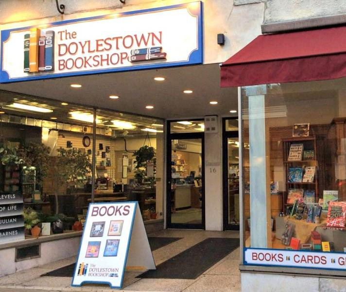 Store Front Doylestown Bookstore